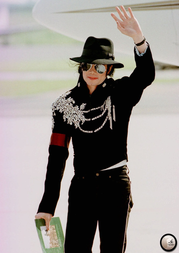 Germany visit 1997 | Michael Jackson Fashion Icon ...