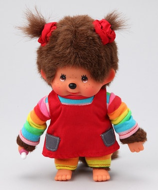 Monchhichi - Does anyone remember this cartoon series from the early 80's? They're becoming popular, again.