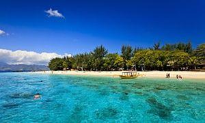 Gili Trawangan, off the north-west coast of Lombok, Indonesia