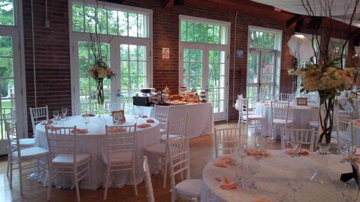 Wedding Reception- Victoria Park Pavilion Kitchener, ON