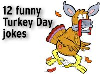 12 funny Thanksgiving Day jokes for kids -- Boys' Life magazine