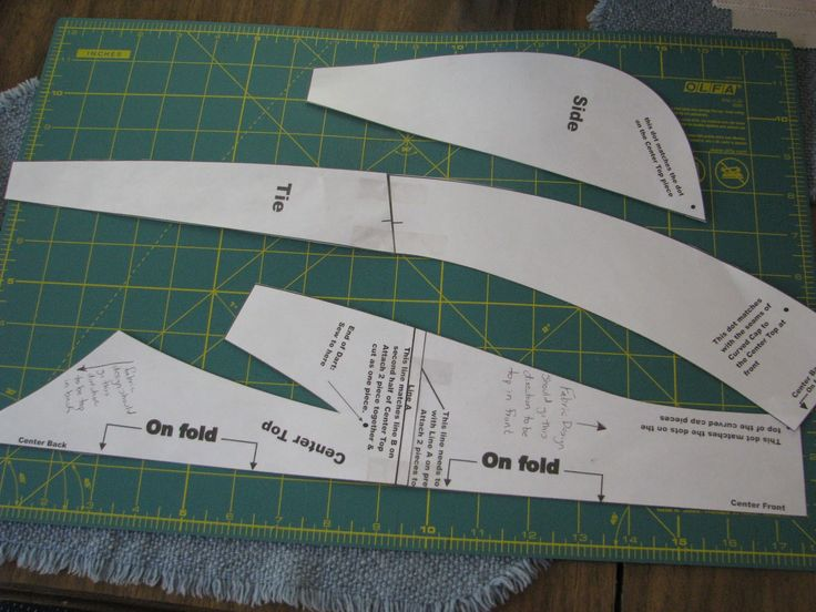 doo rag patterns to sew   ... to a site called sewingartistry , and found a pattern to print out