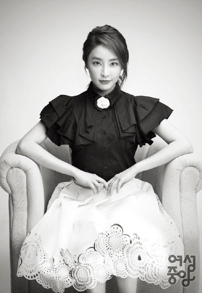 2014.07, Woman's JoongAng, Jung Yumi