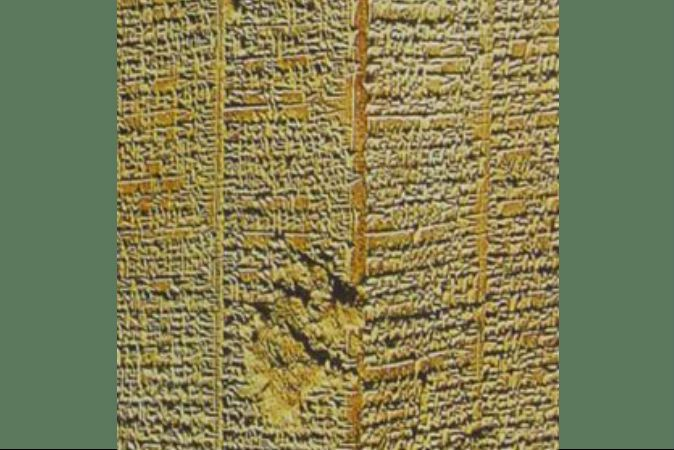 Sumerian King List Still Puzzles Historians After More Than a Century of Research