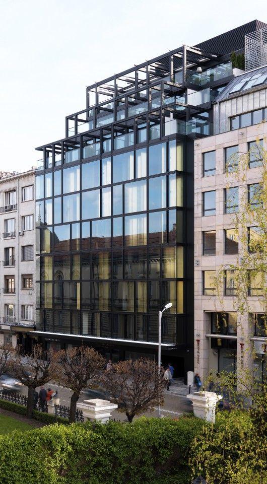 Sense Hotel / Lazzarini Pickering Architetti.