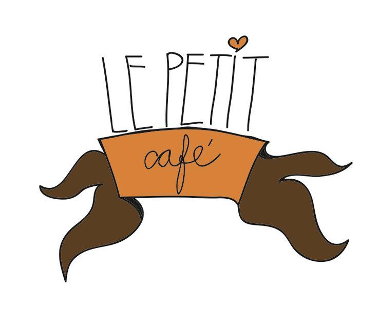 Le Petit Café logo design by Petruccya