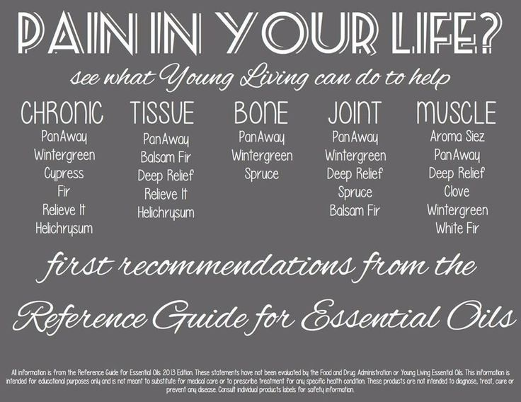 Young Living Essential Oils for Pain. For more information www.EssentialOilsEnhanceHealth.com