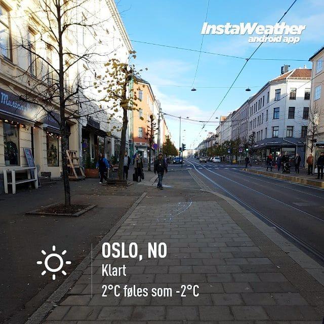 Fy det er kaldt!  #oslove #oslo #vinter