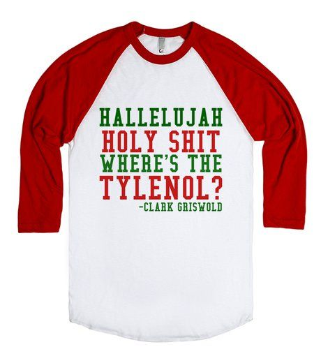 CHRISTMAS VACATION TYLONNEL B TEE |  | Front