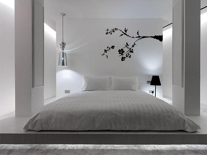 amazing interior design of a new boutique hotel in singapore