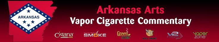 Vapor Cigarette Commentary http://www.arkansasarts.com/ #ecigs #ecigarettes #vapor #vaporcigarette