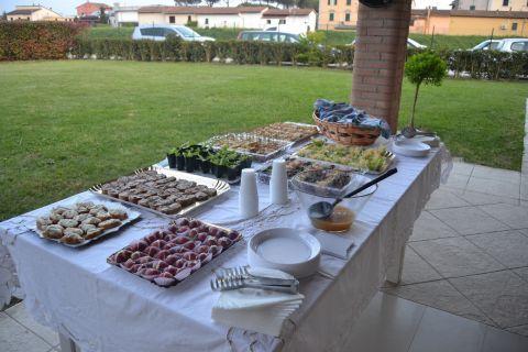 Buffet cena per il 60° compleanno di Massimo by luisa67 - Pagina 1