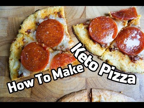 Which Keto Pizza Crust is King? We Put Them to the Test! - KetoConnect