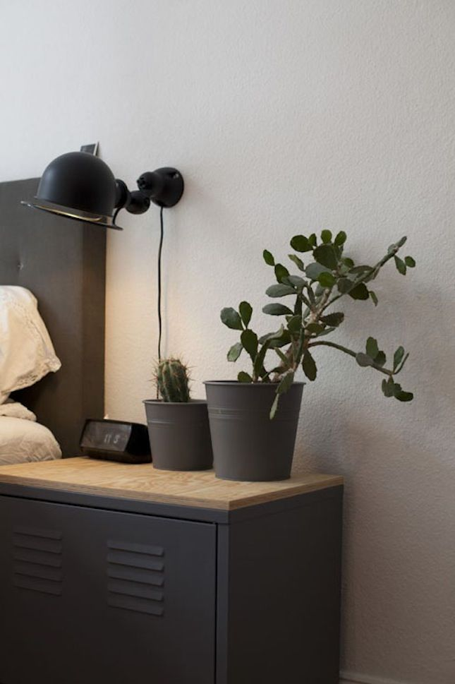 21 IKEA Nightstand Hacks Your Bedroom Needs via Brit + Co