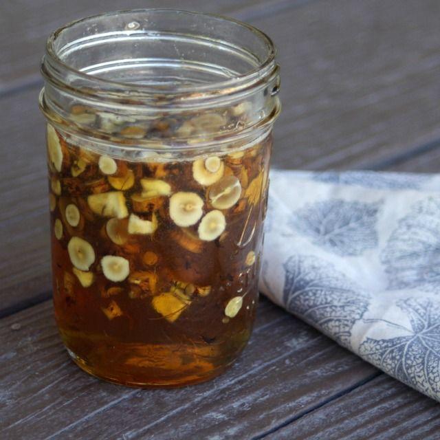 Sweet Detox with Dandelion Root Honey