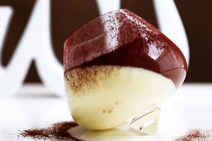 1000+ images about Pannacotta, mousse, bavarois on Pinterest