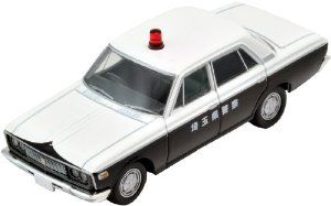Tomica Limited Vintage TLV-120a Toyopet Crown Patrol Car Saitama Prefecture