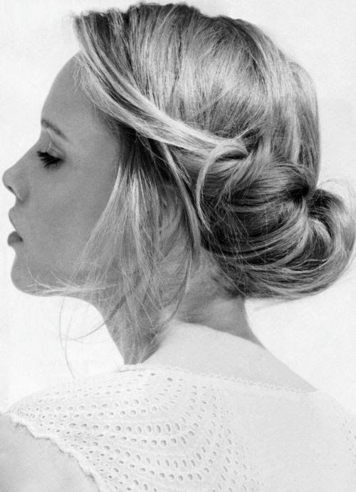 Haar Opsteken Grace Kelly