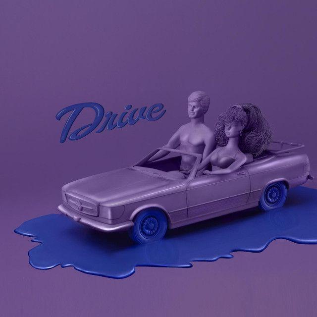 """""""Drive (feat. Ezra Carey)"""" by Myzica Ezra Carey was added to my Re_ Covers playlist on Spotify"""