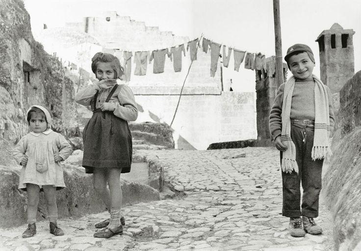 Matera, 1960