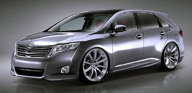 New 2018 Toyota Venza Exterior Design As well