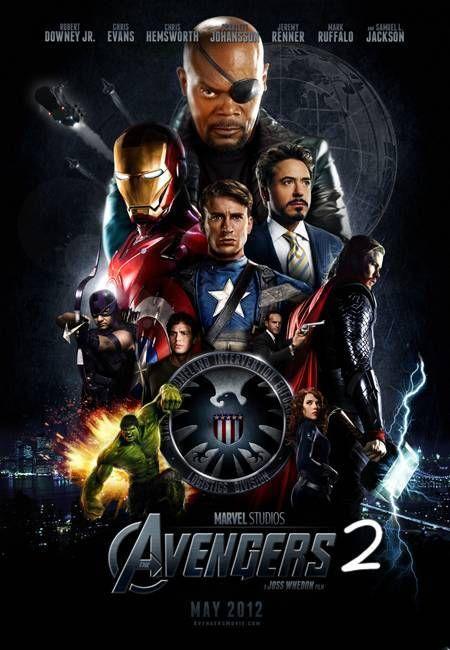 Csütörtökön indul az The Avengers 2 maraton nézés :) Ki imádja még rajtam kívül?