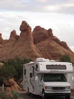 What an awesome place to camp! Devil's Garden Campground is set deep in Arches. On your drive in towards camp you will see beautiful fins, a...
