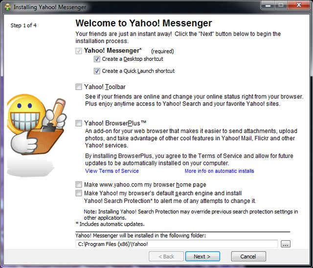 Need to Download Yahoo Instant Messenger 11? Here's How: Select the Most Appropriate Yahoo Messenger Installation for Your Needs