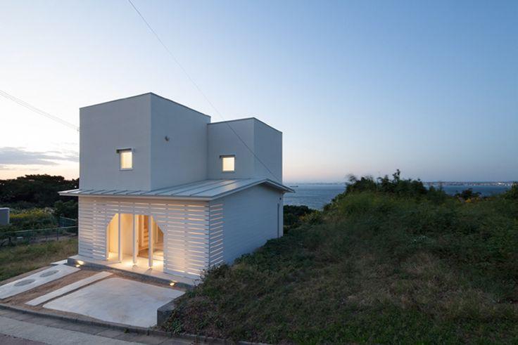 House on Awaji Island | Leibal