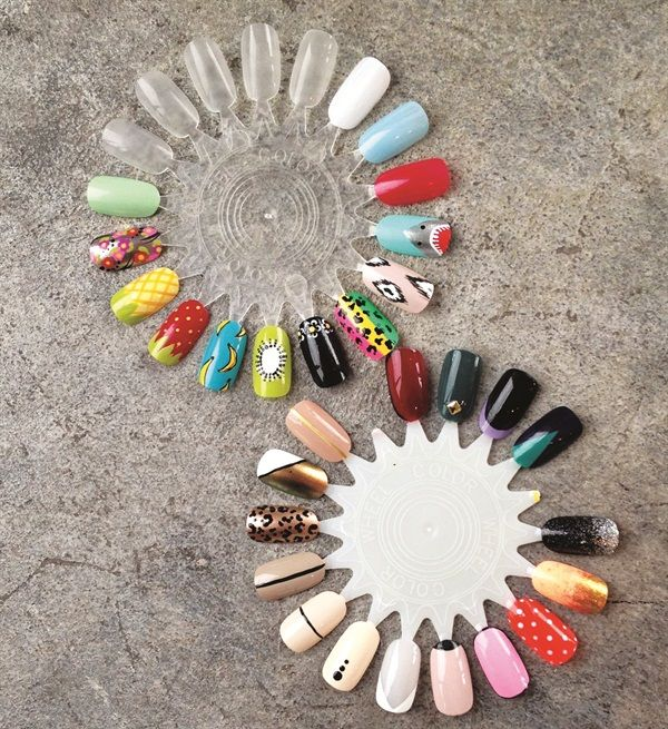 15 best nail art displays images on pinterest display clever nail art displays prinsesfo Image collections