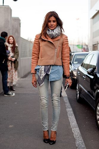 Adore muted grays and peaches for Winter!