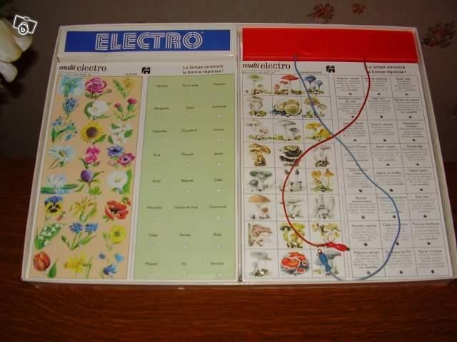 l'electro: c'est exactement ce modèle là que j'avais!