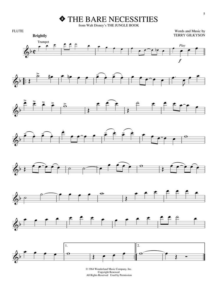 117 best Flute images on Pinterest | Sheet music, Classic and ...