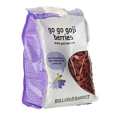 Holland & Barrett Dried Goji Berries
