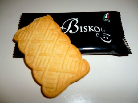 Meine Entdeckung von dieser Woche:  Ein Keks im Langobarden-Stuck-Design