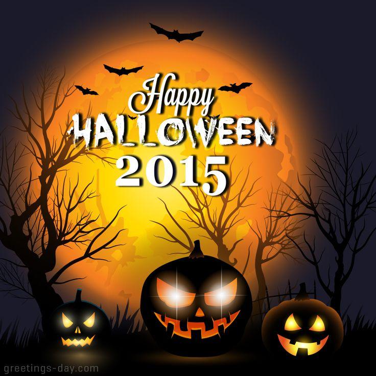 Halloween 2015   Pictures U0026 Ecards, Gif Animations. #Halloween, # HappyHalloween Http