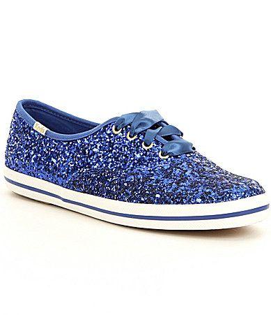 Keds for kate spade new york Glitter Keds Sneakers #Dillards