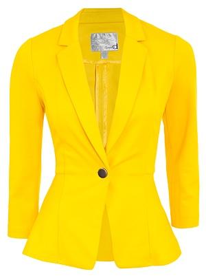Yellow Blazers For Ladies Priletai Com