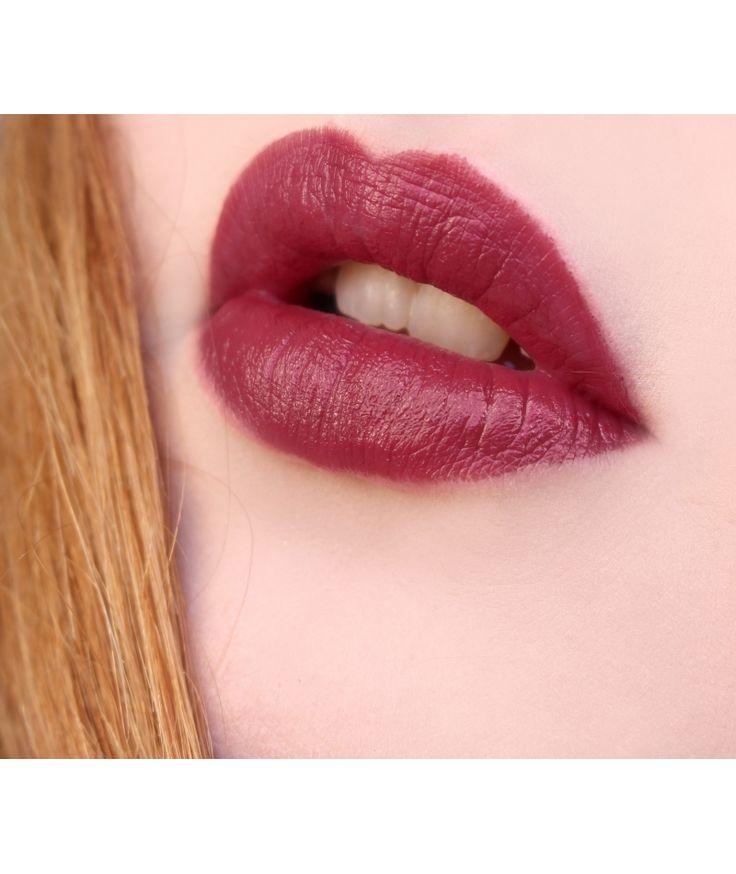 Neve Cosmetics Plum Cake lipstick