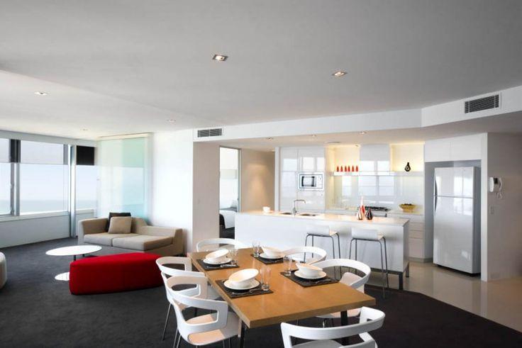 Q1 Resort - Q1 3 Bedroom Apartment Dining - Q1 Accommodation