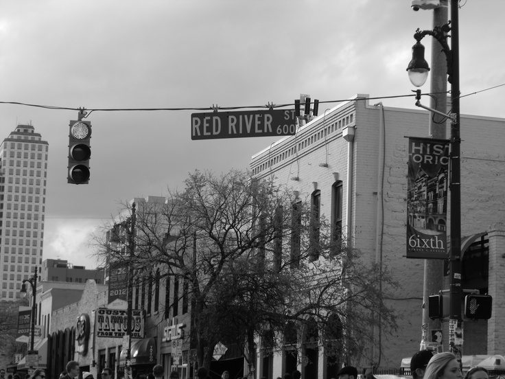 SXSW 2012 6th Street. Austin, TX. [From my own collection
