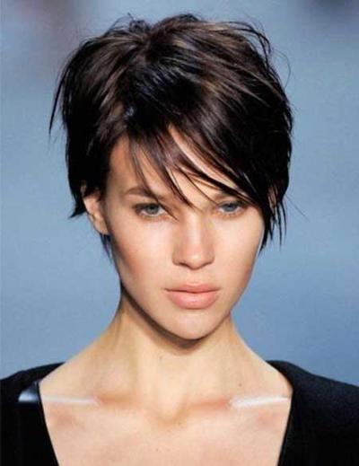 Trendy Short Hairstyles kaley cuoco trendy short hairstyle 50 Sexiest Trendy Hairstyles For 2016