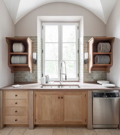 Bespoke pantry and scullery design ideas by Artichoke
