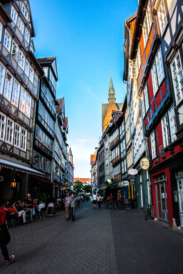 Old Town - Hannover, Germany
