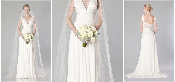 Best 25+ Grecian Wedding Dresses Ideas On Pinterest