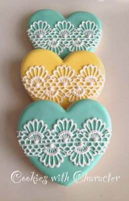 Cookies with Character: pattern