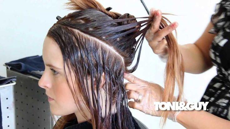 best 25 balayage technique ideas on pinterest hair. Black Bedroom Furniture Sets. Home Design Ideas