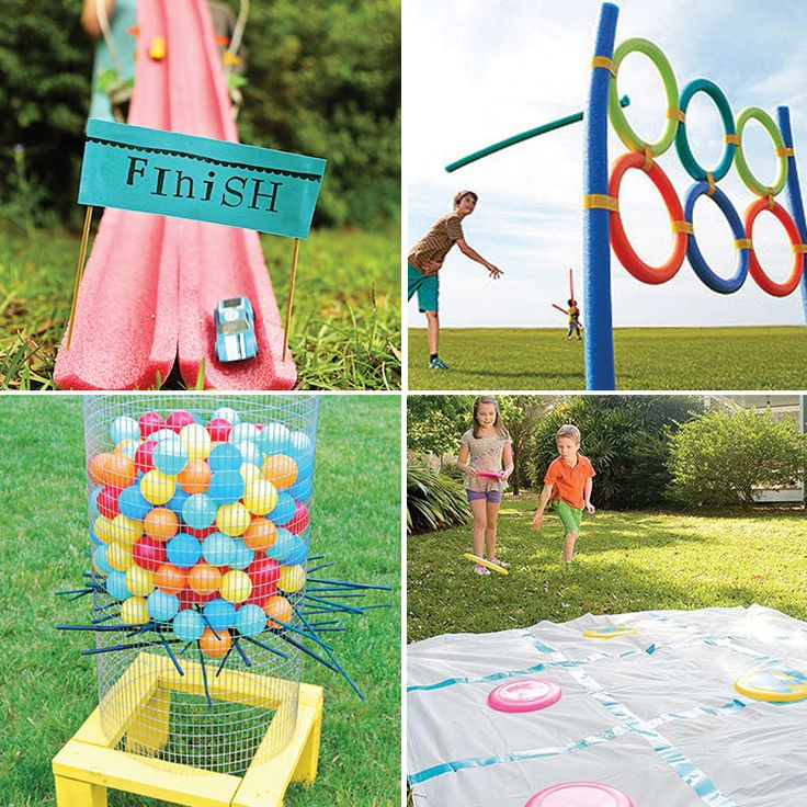 50 Outdoor Games To Diy This Summer: 25+ Unique Bbq Games Ideas On Pinterest