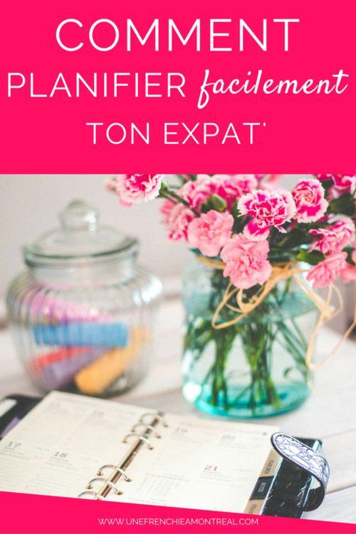 Comment planifier simplement ton expatriation à Montréal. Des conseils et astuces pour t'aider à planifier ton grand départ.