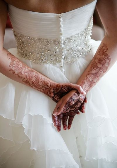 Bridal Mehndi Vancouver : A hena tattoo for your big day tattoos